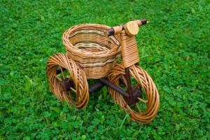 自転車のかご