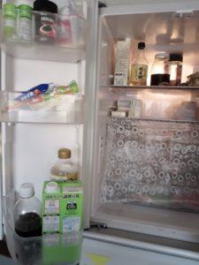 冷蔵庫左扉